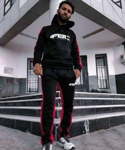 FBC Listra De Fogo Hoodie black 2
