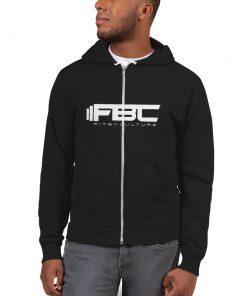 FBC Zip Down Hoodie