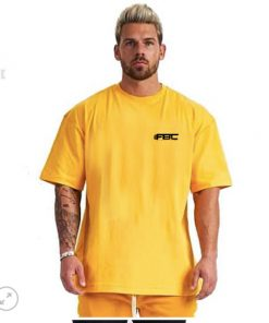 FBC BIG TEE BIG IRON CANTO yellow yes